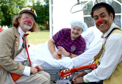 20 Jahre Sommerfest im Behandlungszentrum für Rückenmarkverletzte