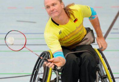 Das Karriereende für die Paralympics verschoben