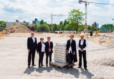 Generationenübergreifendes Wohnen: 50 barrierefreie Wohnungen
