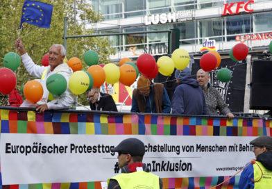 Erfolgreiche Demo mit 3.000 Teilnehmern in Berlin