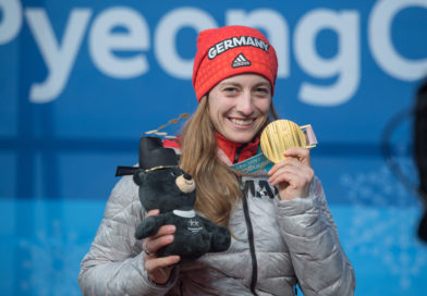 Anna Schaffelhuber mit Goldmedaille