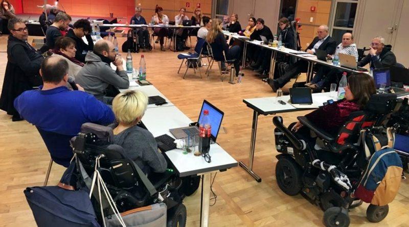 Mitgliederversammlung der ISL in Erfurt.