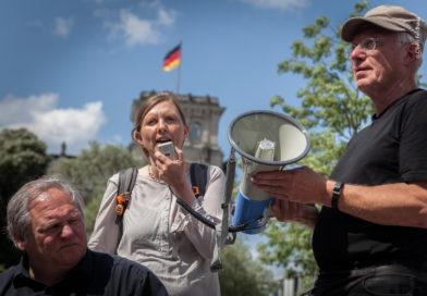 Corinna Ruffert ist behindertenpolitische Sprecherin der Bundestagsfraktion Bündnis 90/Die Grünen.