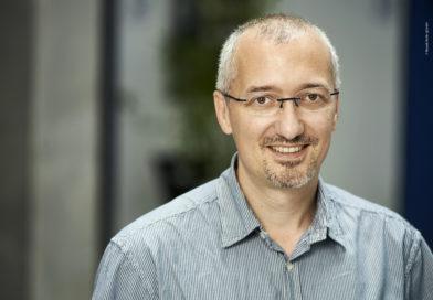 Dennis Kuck, der Bereichsleiter Arbeit und Produktion Mosaik-Berlin gGmbH