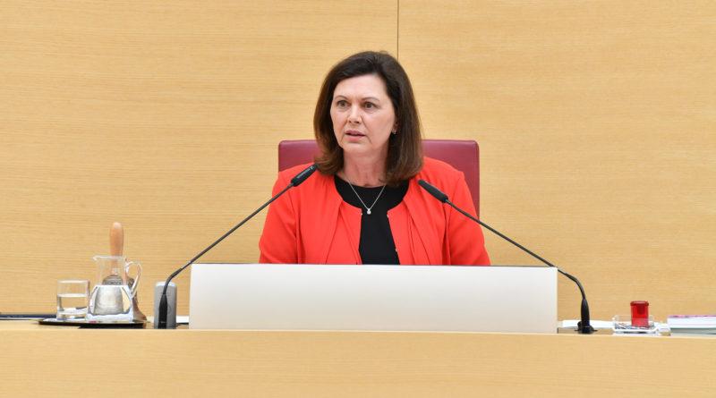 Ilse Aigner von der CSU