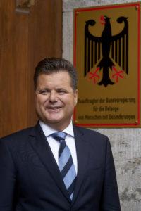 Jürgen Dusel, Beauftragter der Bundesregierung für die Belange von Menschen mit Behinderungen