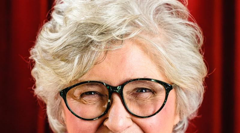 Porträt von Christel Wittek.
