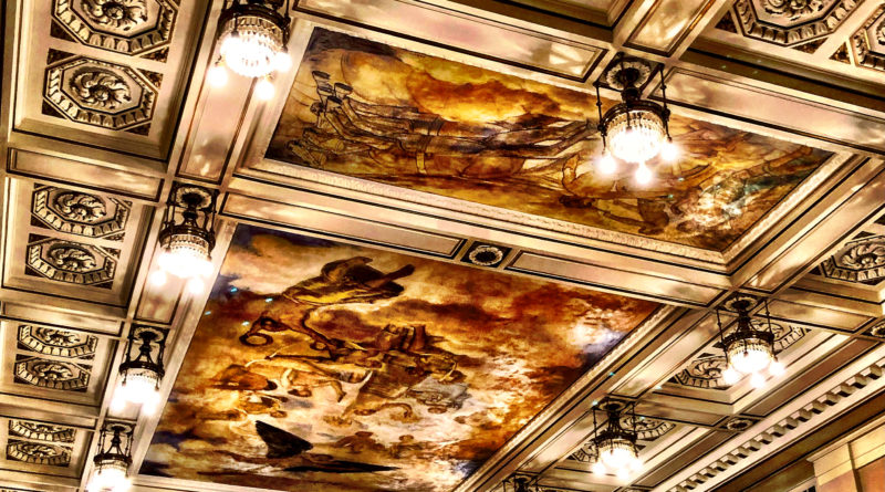 Decke des Kammergerichts Berlin