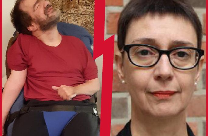 Arnd Hellinger und Christine Braunert-Rümenapf