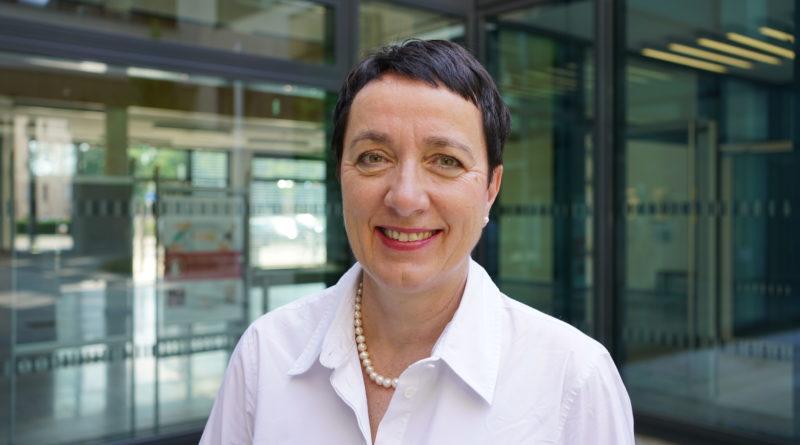 Brandenburgs Landesbehindertenbeauftragte Janny Armbruster