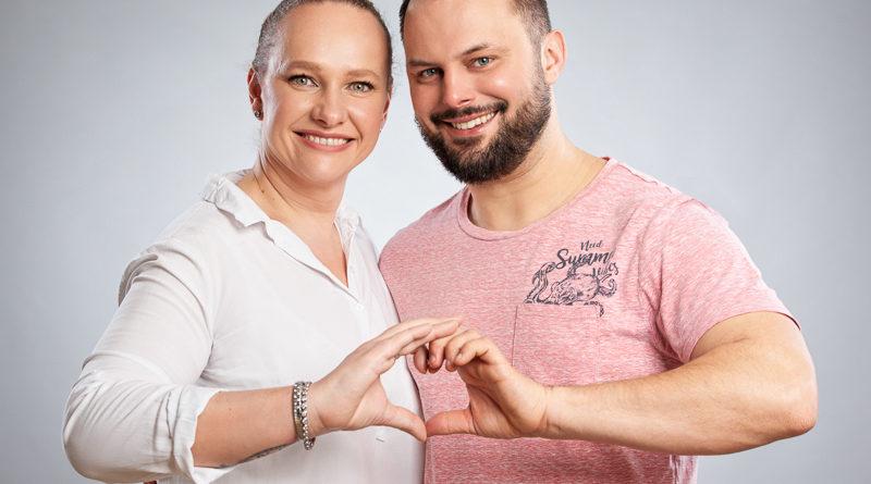 Ehepaar Stefanie und Patrick Schimmel..
