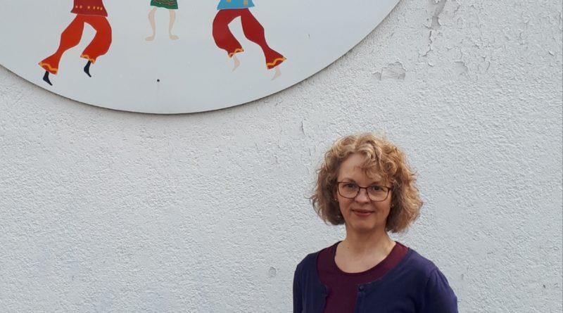 Susanne Kühle vom Selbsthilfe- und Stadtteilzentrum Reinickendorf.