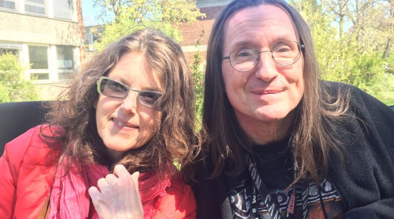 Dr. Bettina Unger und Michael Dobbertin
