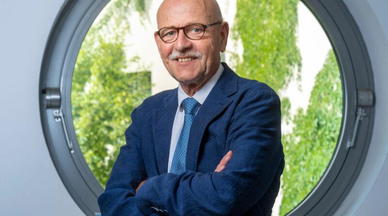 Porträt von Prof. Dr. Rolf Rosenbrock